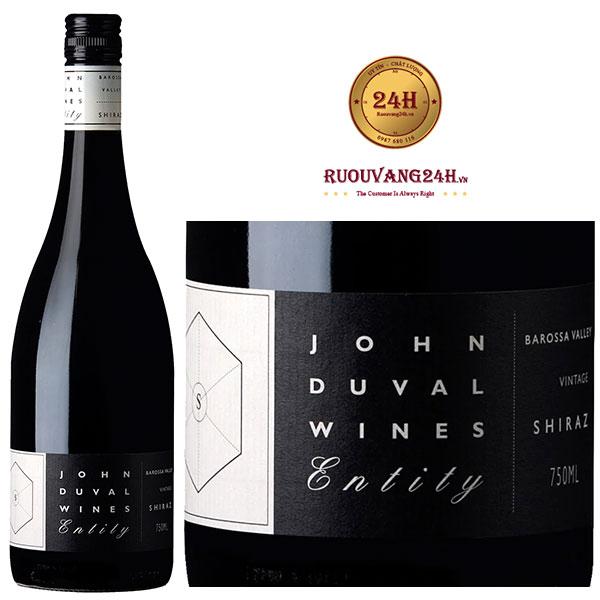 Rượu Vang John Duval Entity Shiraz