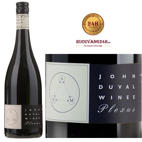 Rượu Vang John Duval Plexus Shiraz Grenache Mourvedre