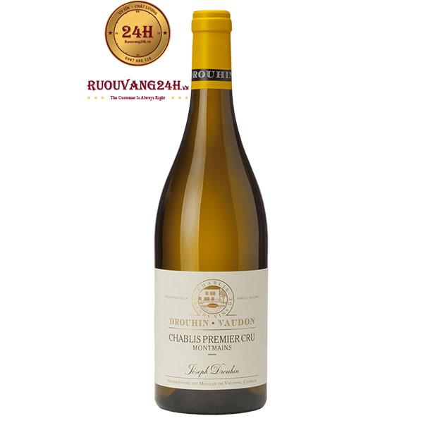 Rượu Vang Joseph Drouhin Chablis Premier Cru Montmains