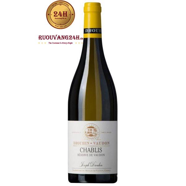 Rượu Vang Joseph Drouhin Chablis Vaudon
