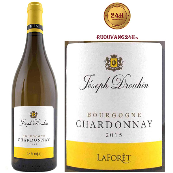 Rượu Vang Joseph Drouhin Laforet Bourgogne Chardonnay