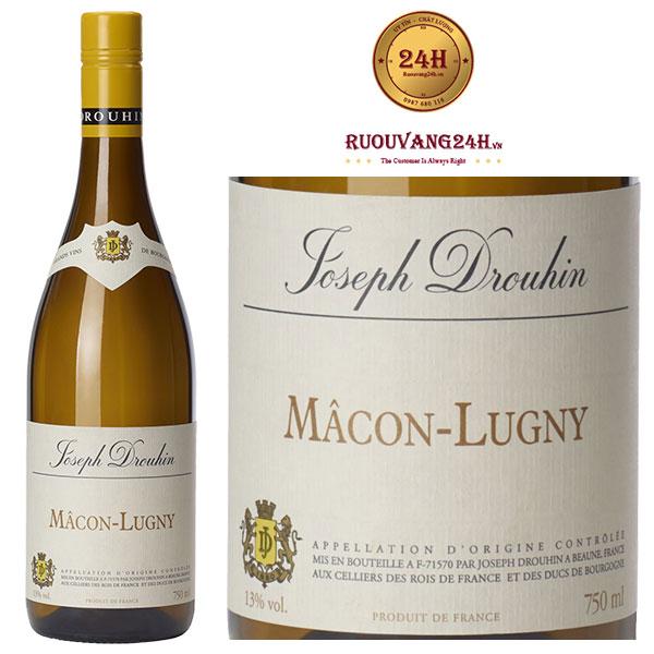 Rượu Vang Joseph Drouhin Macon Lugny