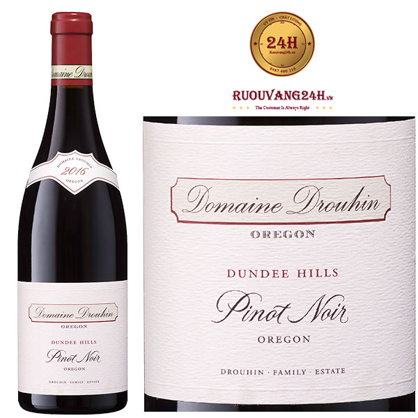 Rượu Vang Joseph Drouhin Oregon Pinot Noir