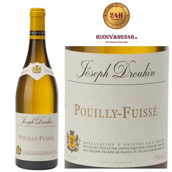 Rượu Vang Joseph Drouhin Pouilly Fuisse