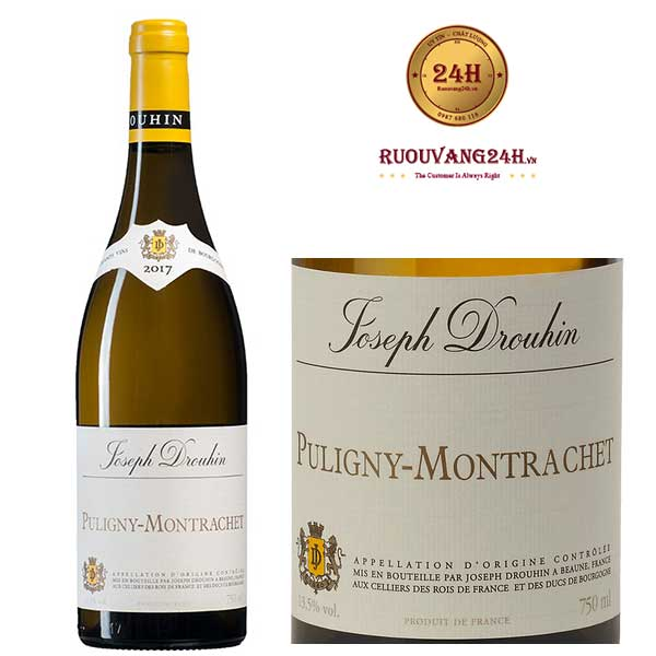 Rượu Vang Joseph Drouhin Puligny Montrachet