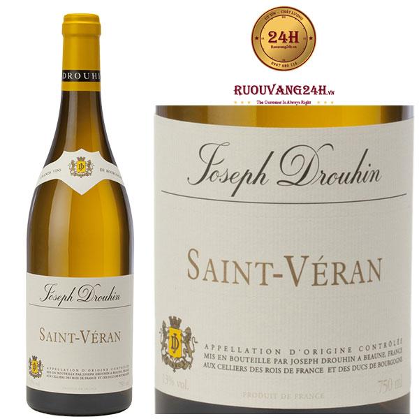 Rượu Vang Joseph Drouhin Saint Veran