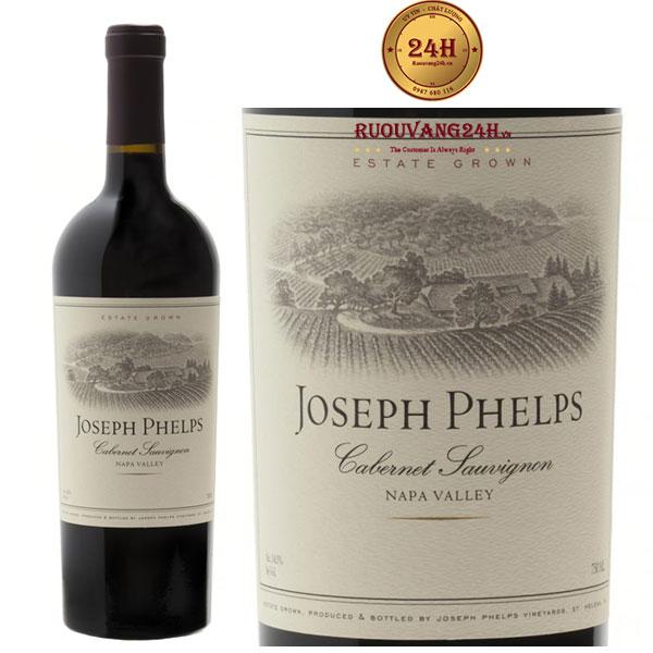 Rượu Vang Joseph Phelps Estate Cabernet Sauvignon