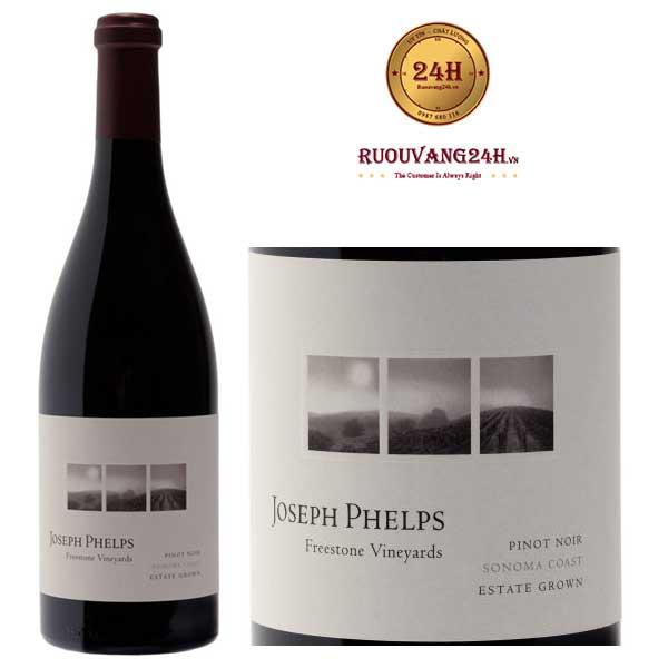 Rượu Vang Joseph Phelps Freestone Pinot Noir