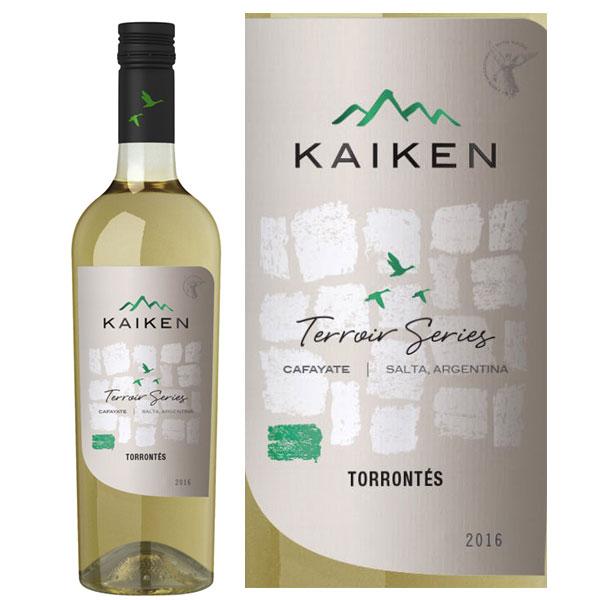 Rượu Vang Kaiken Terroir Series Torrontes