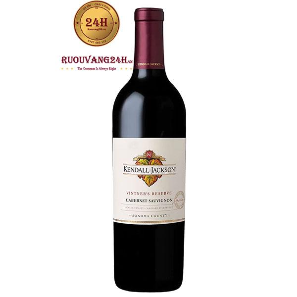 Rượu Vang Kendall Jackson Vintners Reserve Cabernet Sauvignon