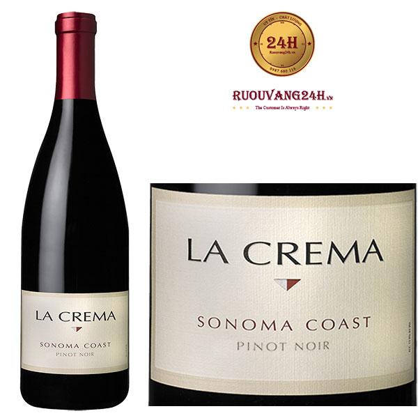 Rượu Vang La Crema Sonoma Pinot Noir