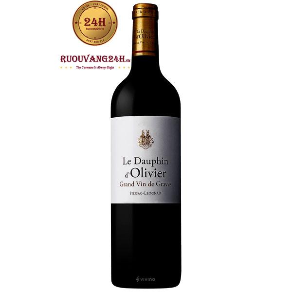 Rượu Vang La Dauphin D'olivier Pessac Leognan