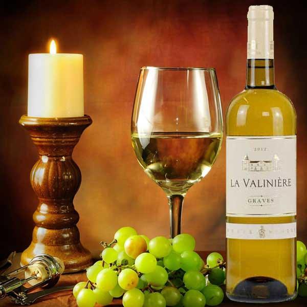 Rượu Vang La Valiniere White