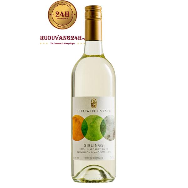 Rượu Vang Leeuwin Estate Siblings Sauvignon Blanc Semillon