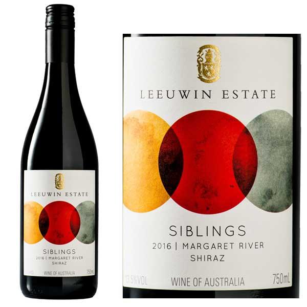 Rượu Vang Leeuwin Estate Siblings Shiraz