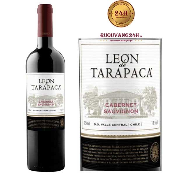Rượu Vang Leon De Tarapaca Cabernet Sauvignon