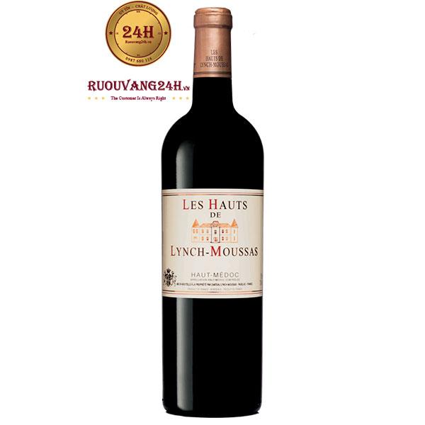 Rượu Vang Les Hauts de Lynch Moussas