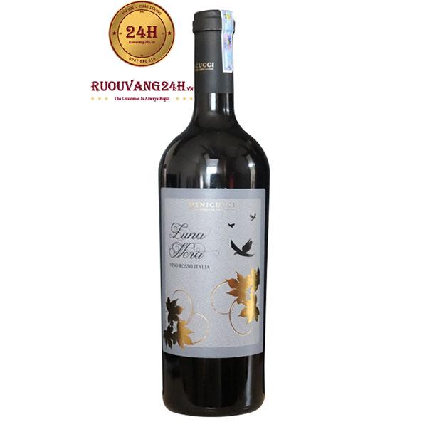 Rượu Vang Luna Nera