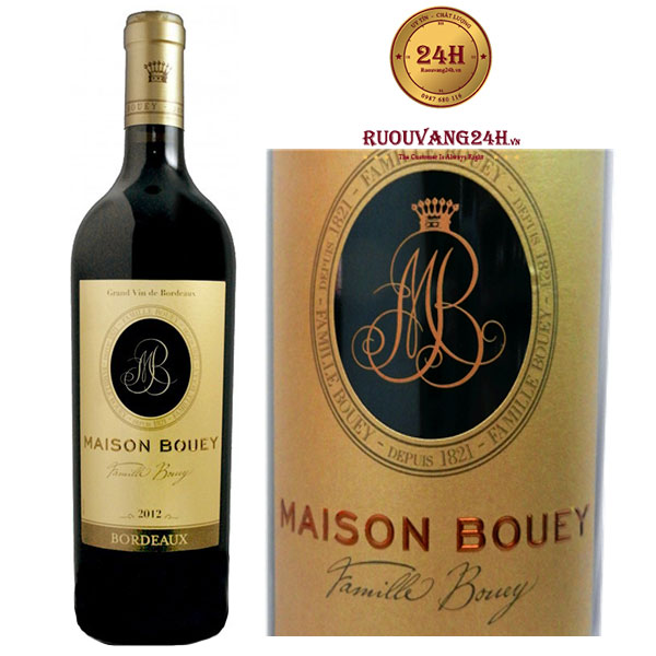 Rượu Vang Maison Bouey Family