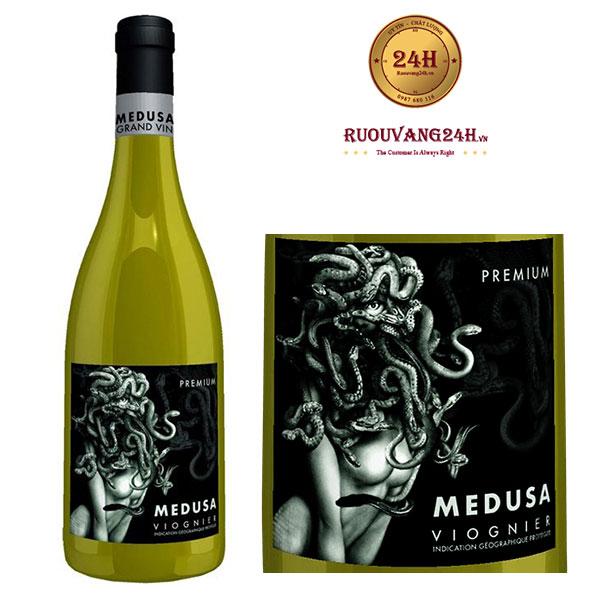 Rượu Vang Medusa Viognier