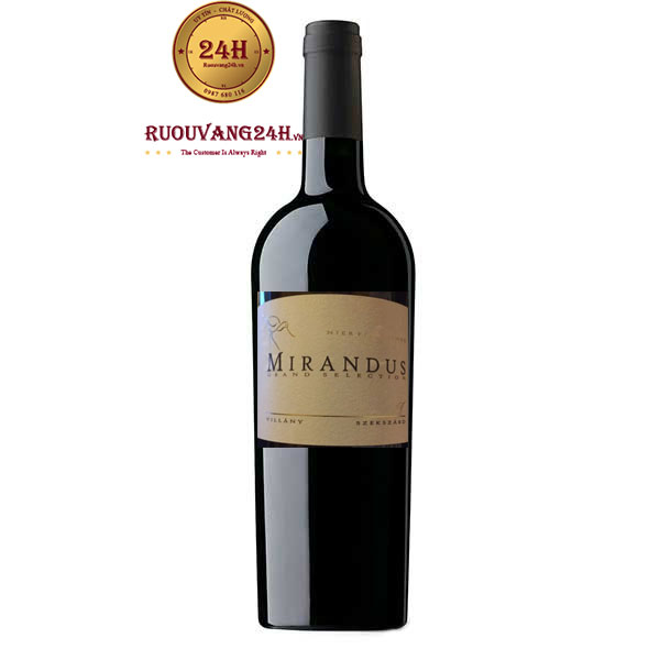 Rượu Vang Mirandus