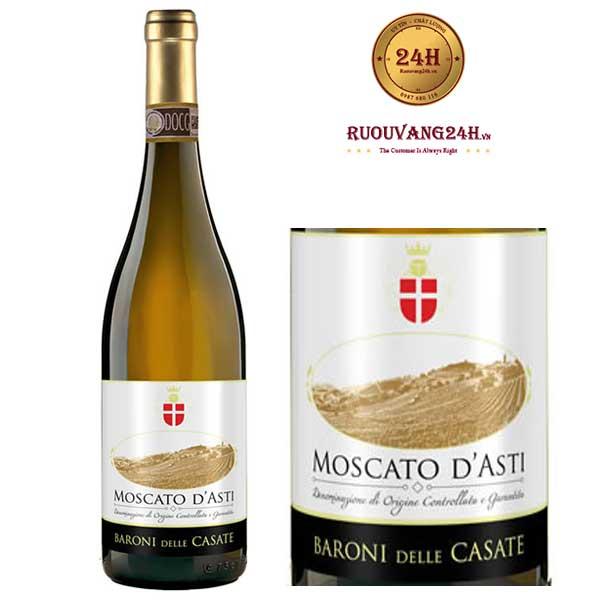Rượu Vang Moscato D'Asti Docg