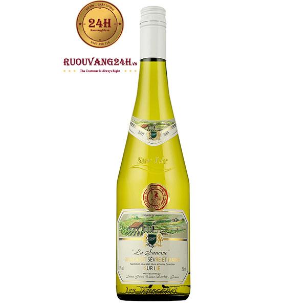 Rượu Vang La Sancive Muscadet Sevre et Maine