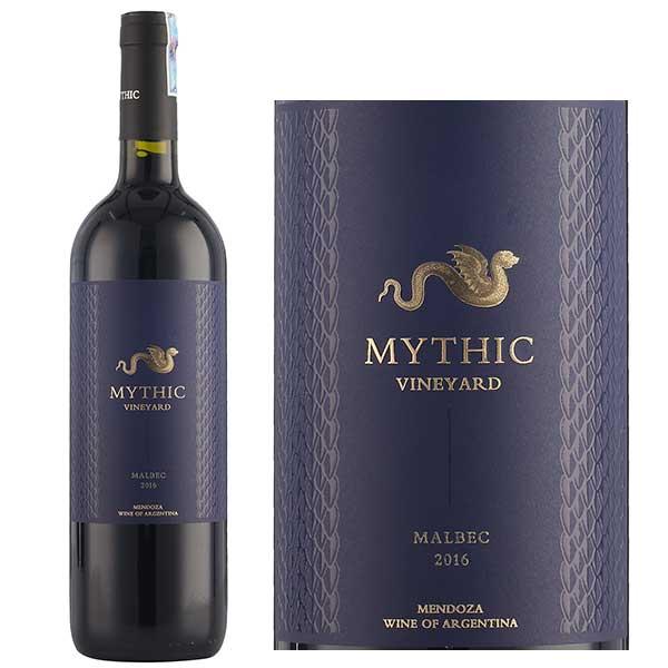 Rượu Vang Mythic Vineyard Malbec