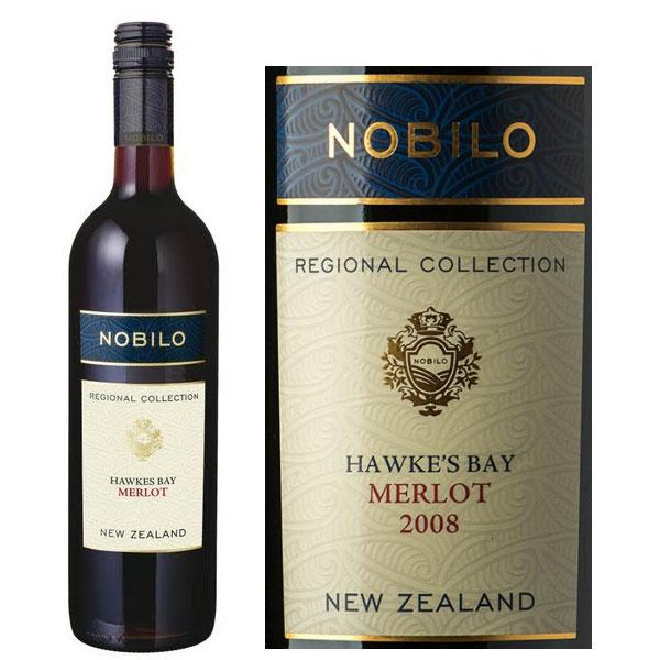 Rượu Vang Nobilo Regional collection Merlot