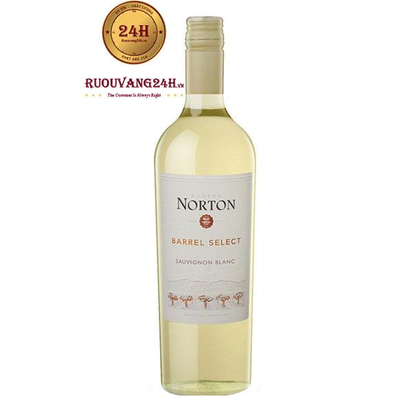 Rượu Vang Norton Barrel Select Sauvignon Blanc