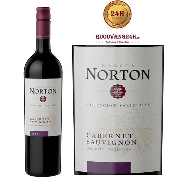 Rượu Vang Norton Coleccion Cabernet Sauvignon