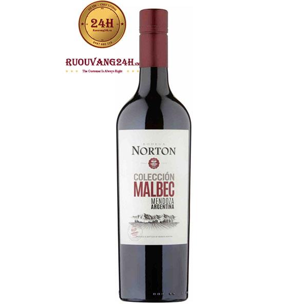 Rượu Vang Norton Coleccion Malbec