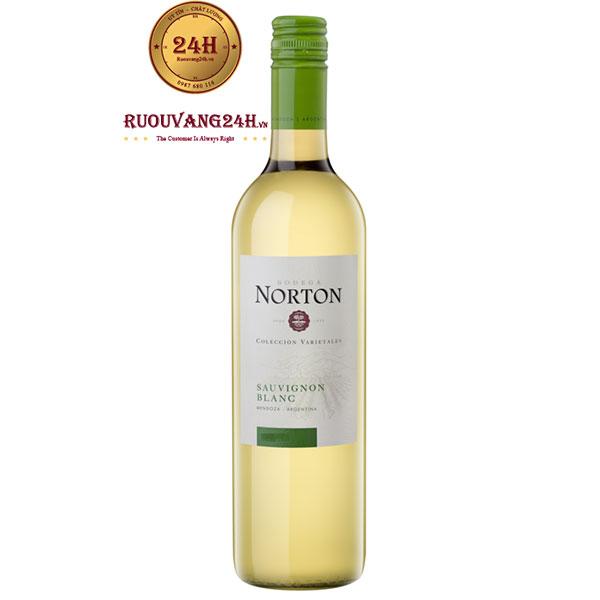 Rượu Vang Norton Coleccion Sauvignon Blanc