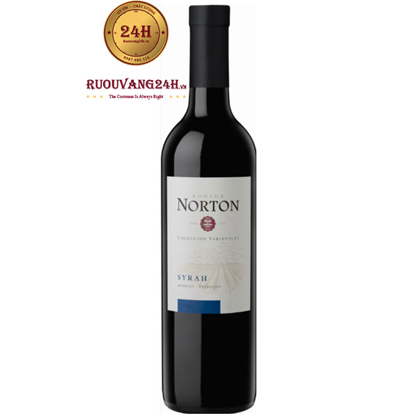 Rượu Vang Norton Coleccion Syrah