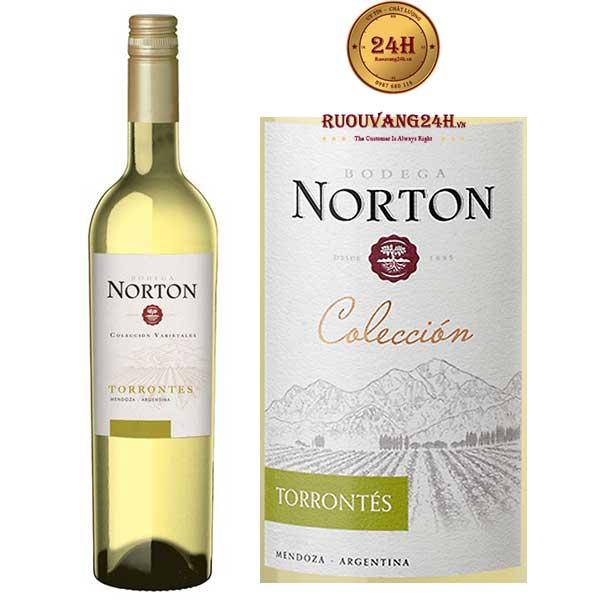 Rượu Vang Norton Coleccion Torrontes