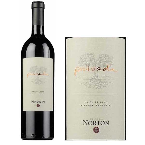 Rượu Vang Norton Privada Blend Malbec Cabernet Sauvignon Merlot