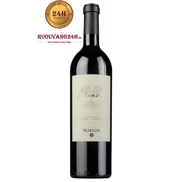 Rượu Vang Argentina Norton Privada