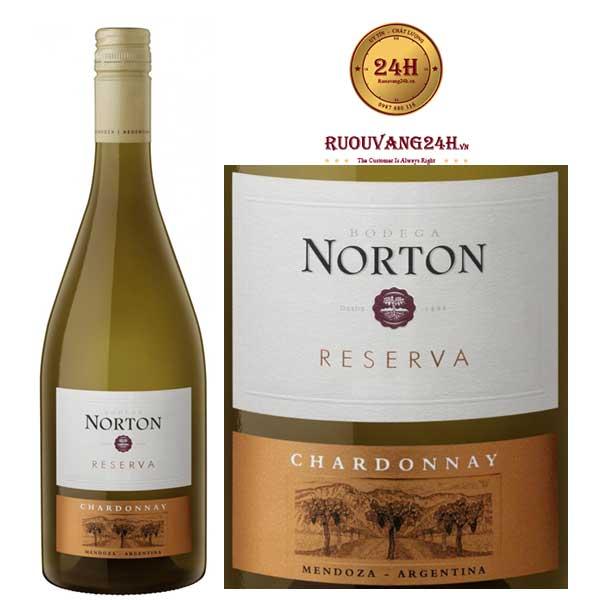 Rượu Vang Norton Reserva Chardonnay