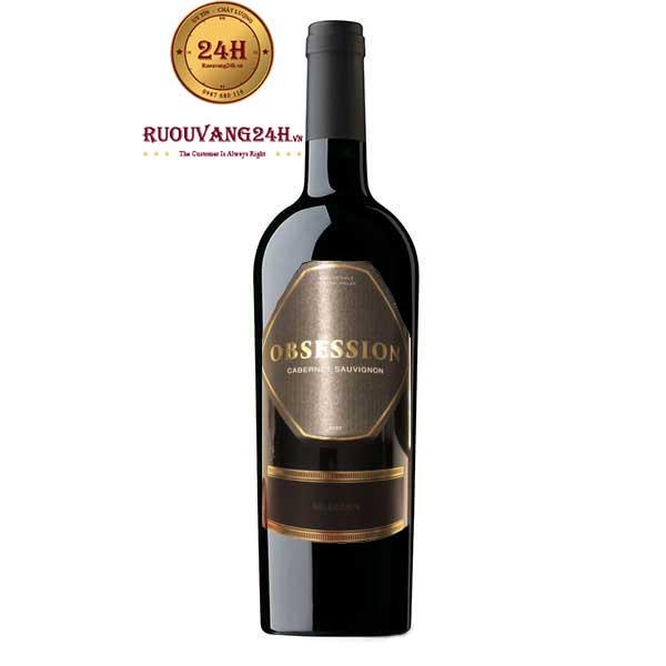Rượu Vang Obsession Cabernet Sauvignon