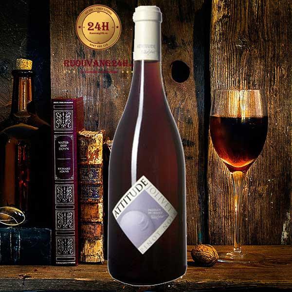 Rượu Vang Pascal Jolivet Attitude Pinot Noir IGP
