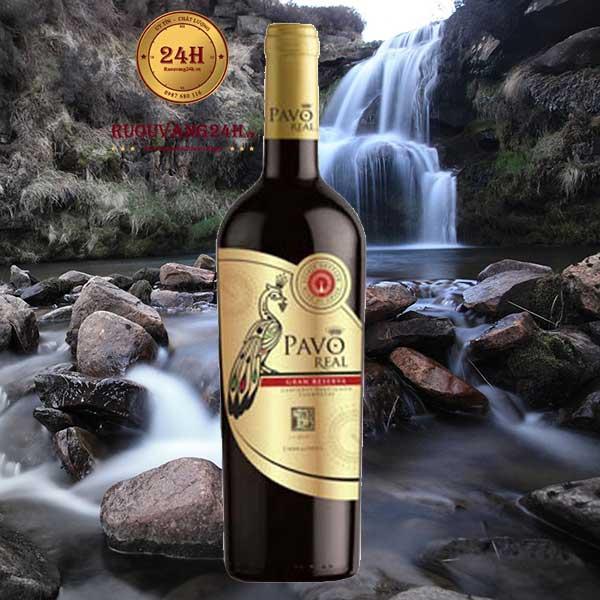 Rượu Vang Pavo Real Gran Reserva Cabernet Sauvignon Carmenere