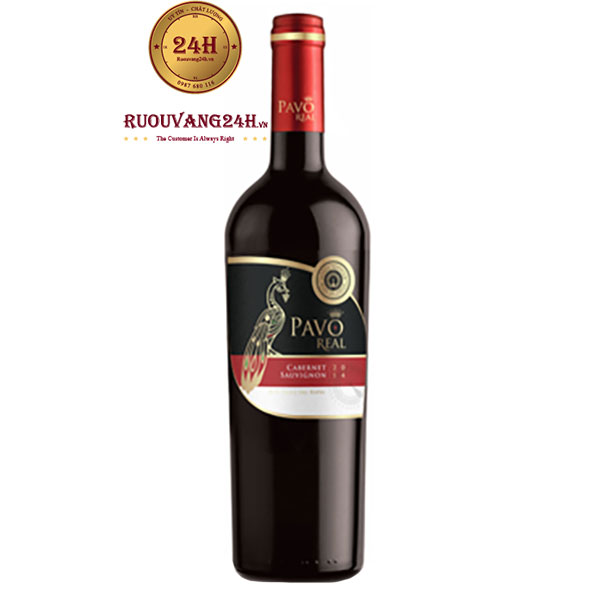 Rượu Vang Pavo Real Varietal Cabernet Sauvignon