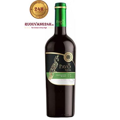 Rượu Vang Pavo Real Varietal Sauvignon Blanc