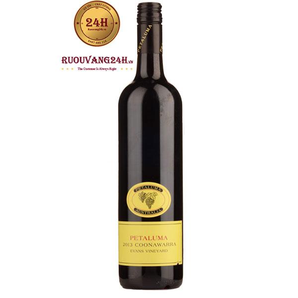 Rượu Vang Petaluma Evans Vineyard