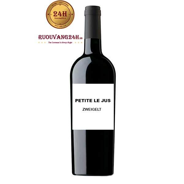Rượu Vang Petite Le Jus