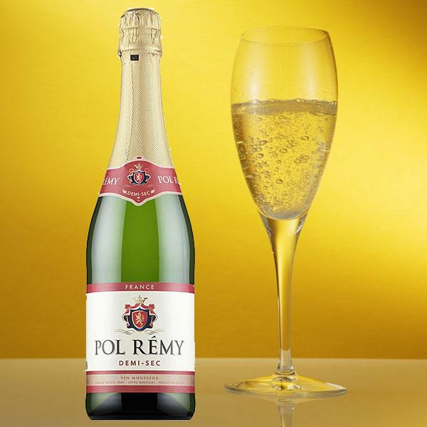 Rượu Vang Nổ Pol Remy Demi Sec