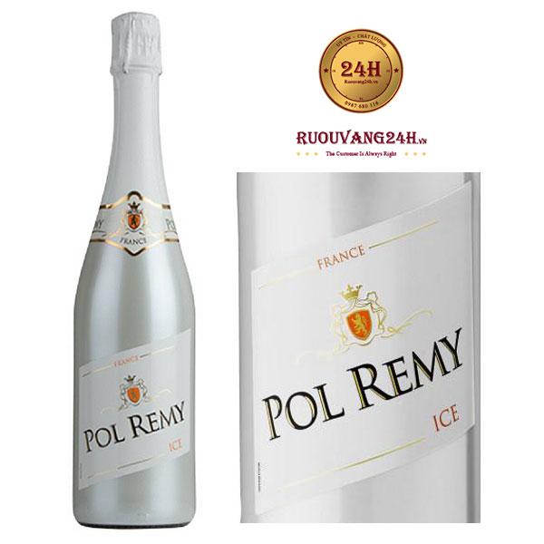 Rượu Vang Nổ Pháp Pol Remy Ice