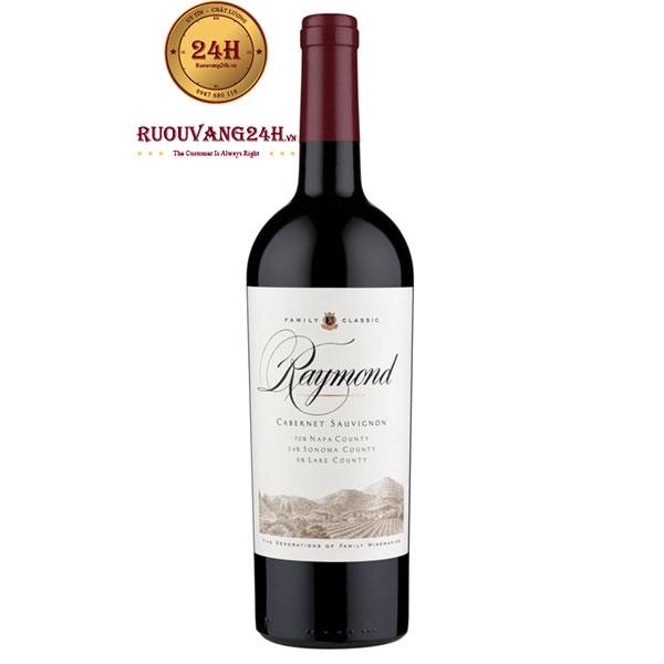 Rượu Vang Raymond Family Classic Cabernet
