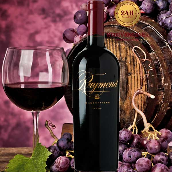 Rượu Vang Raymond Generations Icon Wine
