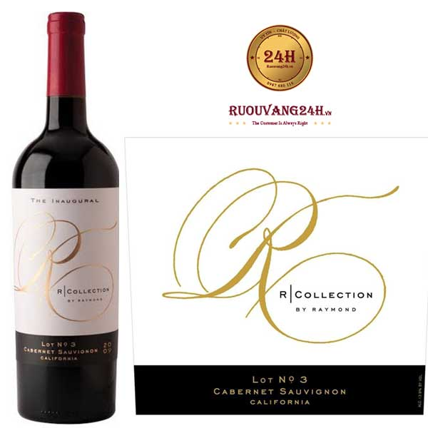 Rượu Vang Raymond R Collection Cabernet Sauvignon
